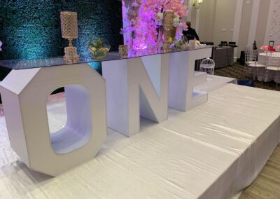 Marquee letters Orlando